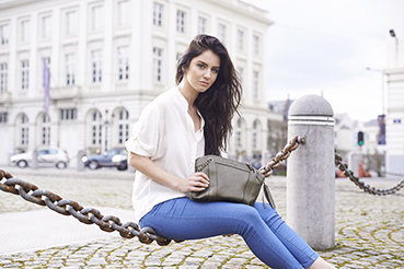 myElza - Lookbook Maroquinerie belge