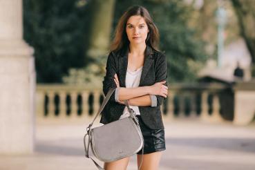 MyElza - Lookbook maroquinerie en cuir marque Belge